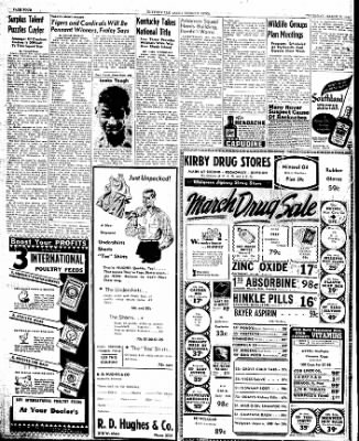 The Courier News from Blytheville, Arkansas on March 21, 1946 · Page 4