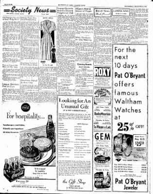 The Courier News from Blytheville, Arkansas on December 6, 1950 · Page 4