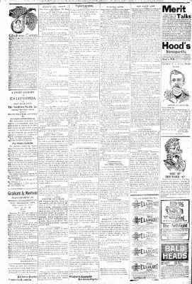 Logansport Pharos-Tribune from Logansport, Indiana on June 17, 1896 · Page 2