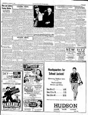 The Courier News from Blytheville, Arkansas on October 19, 1949 · Page 5