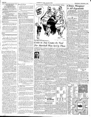 The Courier News from Blytheville, Arkansas on December 6, 1950 · Page 6