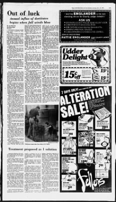 Fort Lauderdale News from Fort Lauderdale, Florida on October 19, 1980 · Page 23