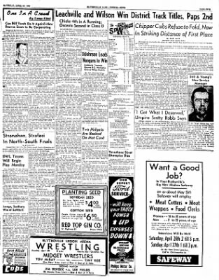The Courier News from Blytheville, Arkansas on April 26, 1952 · Page 3