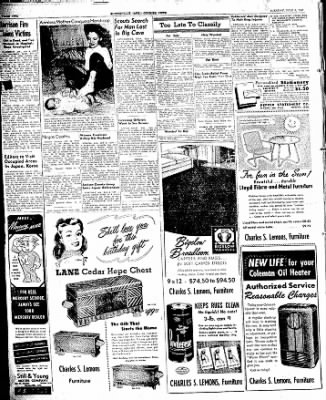 The Courier News from Blytheville, Arkansas on July 8, 1947 · Page 2