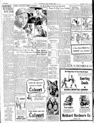 The Courier News from Blytheville, Arkansas on April 29, 1937 · Page 4