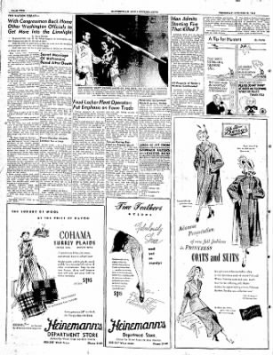 The Courier News from Blytheville, Arkansas on October 20, 1949 · Page 2
