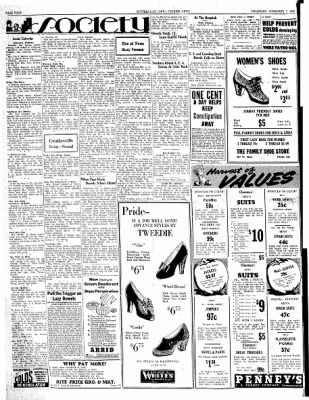 The Courier News from Blytheville, Arkansas on November 7, 1940 · Page 4