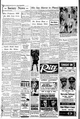 The Courier News from Blytheville, Arkansas on February 16, 1968 · Page 2