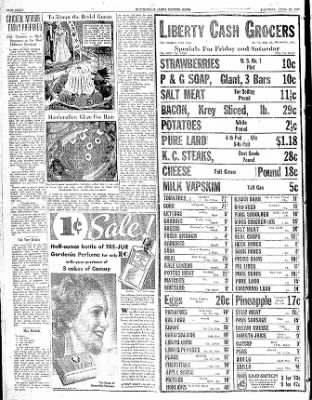 The Courier News from Blytheville, Arkansas on April 29, 1937 · Page 8