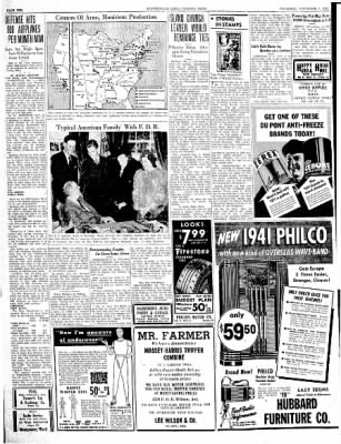 The Courier News from Blytheville, Arkansas on November 7, 1940 · Page 10
