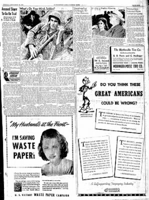 The Courier News from Blytheville, Arkansas on September 26, 1944 · Page 7
