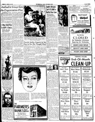 The Courier News from Blytheville, Arkansas on April 28, 1952 · Page 4