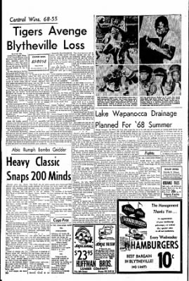 The Courier News from Blytheville, Arkansas on February 17, 1968 · Page 4