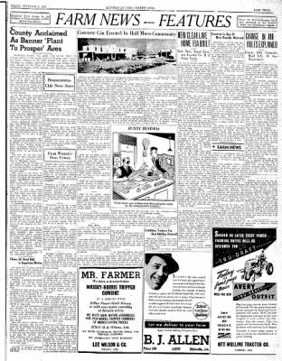 The Courier News from Blytheville, Arkansas on November 8, 1940 · Page 3