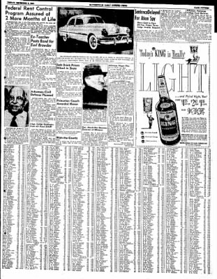 The Courier News from Blytheville, Arkansas on December 8, 1950 · Page 15