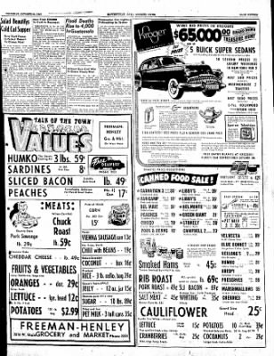 The Courier News from Blytheville, Arkansas on October 20, 1949 · Page 15