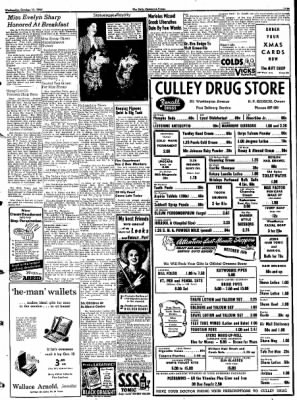 The Delta Democrat-Times from Greenville, Mississippi on October 11, 1944 · Page 3