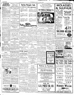 The Courier News from Blytheville, Arkansas on April 28, 1952 · Page 8