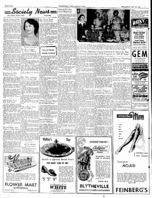 The Courier News from Blytheville, Arkansas on May 10, 1950 · Page 4