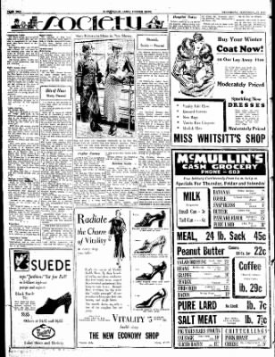 The Courier News from Blytheville, Arkansas on September 27, 1933 · Page 2