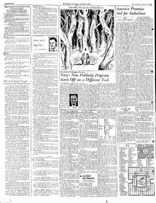 The Courier News from Blytheville, Arkansas on May 10, 1950 · Page 8