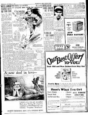 The Courier News from Blytheville, Arkansas on September 27, 1933 · Page 7