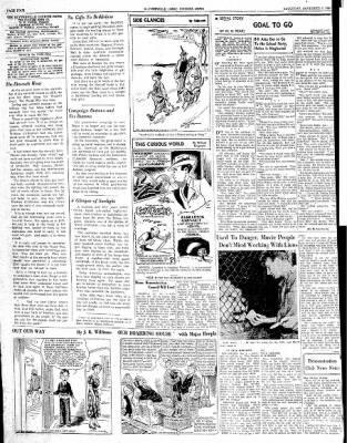 The Courier News from Blytheville, Arkansas on November 9, 1940 · Page 4