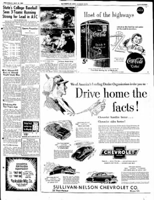 The Courier News from Blytheville, Arkansas on May 10, 1950 · Page 11