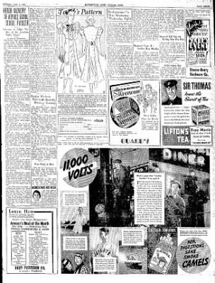 The Courier News from Blytheville, Arkansas on May 3, 1937 · Page 3