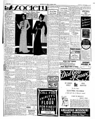 The Courier News from Blytheville, Arkansas on November 12, 1940 · Page 2