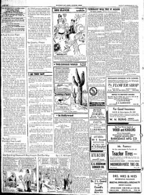 The Courier News from Blytheville, Arkansas on September 29, 1944 · Page 6