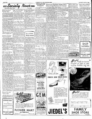 The Courier News from Blytheville, Arkansas on May 11, 1950 · Page 6