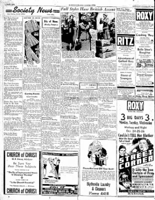 The Courier News from Blytheville, Arkansas on October 22, 1949 · Page 2