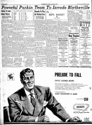 The Courier News from Blytheville, Arkansas on September 29, 1944 · Page 8