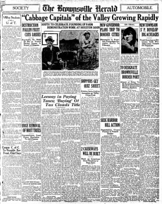 The Brownsville Herald from Brownsville, Texas on January 20, 1929 · Page 11