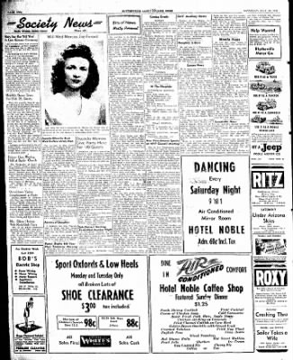 The Courier News from Blytheville, Arkansas on July 12, 1947 · Page 1