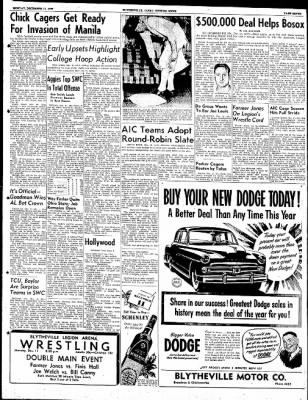 The Courier News from Blytheville, Arkansas on December 11, 1950 · Page 7