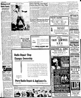 The Courier News from Blytheville, Arkansas on March 27, 1946 · Page 8