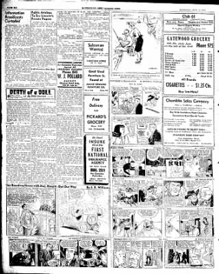 The Courier News from Blytheville, Arkansas on July 12, 1947 · Page 4