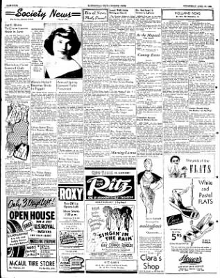 The Courier News from Blytheville, Arkansas on April 30, 1952 · Page 2