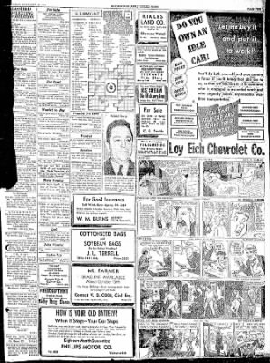 The Courier News from Blytheville, Arkansas on September 30, 1944 · Page 5
