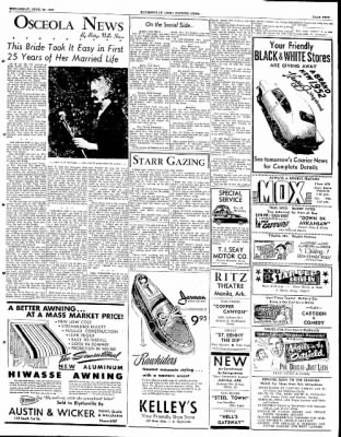 The Courier News from Blytheville, Arkansas on April 30, 1952 · Page 3