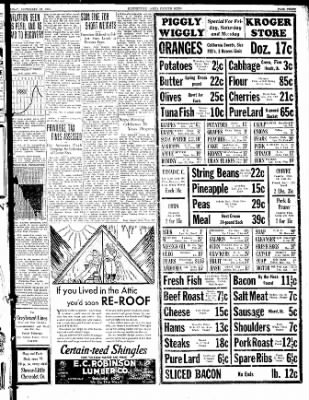 The Courier News from Blytheville, Arkansas on September 29, 1933 · Page 3