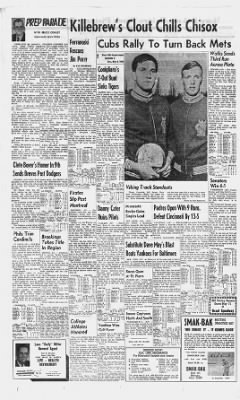 Argus-Leader from Sioux Falls, South Dakota on May 4, 1969