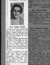 Sioux Falls Argus Leader 23 Feb 1972