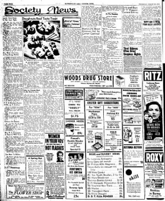 The Courier News from Blytheville, Arkansas on March 28, 1946 · Page 4