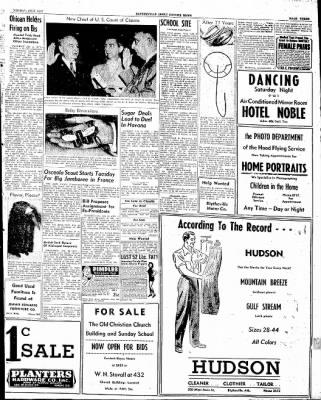 The Courier News from Blytheville, Arkansas on July 14, 1947 · Page 3