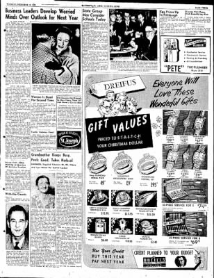 The Courier News from Blytheville, Arkansas on December 12, 1950 · Page 3