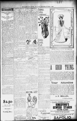 Leader-Telegram from Eau Claire, Wisconsin on October 8, 1898 · Page 5