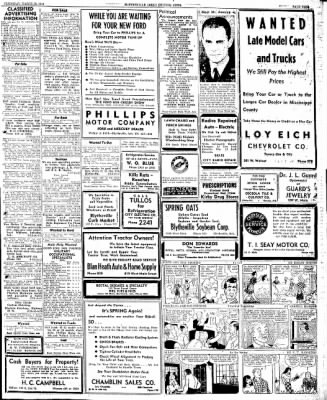 The Courier News from Blytheville, Arkansas on March 28, 1946 · Page 9